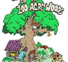 100 Acre Woods Outbreak by Skree