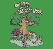 100 Acre Woods Outbreak Kids Clothes