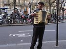 The Busker by coffeebean