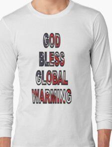 God Bless US of A Long Sleeve T-Shirt