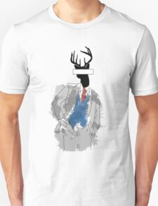 Sophisticated Deer T-Shirt