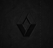 Renault - dark leather by TheGearbox