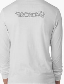 SAD BOYS 2 / YUNG LEAN Long Sleeve T-Shirt