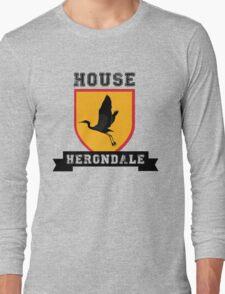 House Herondale Long Sleeve T-Shirt