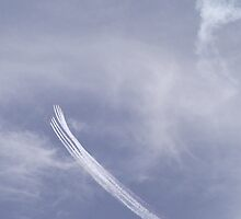 Red Arrows - Four by TheShutterbugsG