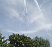 Red Arrows - Seven by TheShutterbugsG