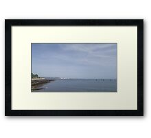 Dorset Coast Framed Print