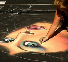 Chalk Artist ~ Part Seven by artisandelimage