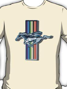 Rainbowdash Mustang  T-Shirt