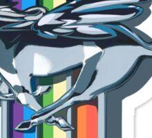 Rainbowdash Mustang  Sticker