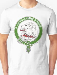 Clan Home Scottish Crest T-Shirt