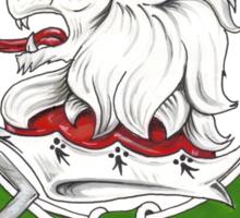 Clan Home Scottish Crest Sticker