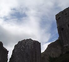 National Trust Corfe Castle - Five by TheShutterbugsG