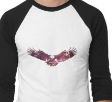 Cosmic Eagle Tee! Men's Baseball ¾ T-Shirt