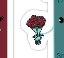 Chemical Romance Sticker