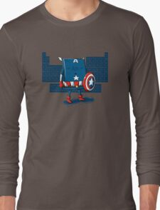 Captain Americium Long Sleeve T-Shirt