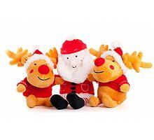 Santa and Reindeers by boogeyman