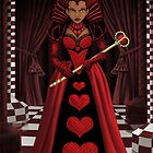 Ebony Queen of Hearts by Shakira Rivers
