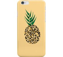 Leopard or Pineapple? Funny illusion Picture iPhone Case/Skin