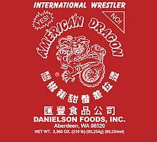American Dragon Sriracha Phone Case by TopRopeTuesday