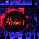 LOGO - ABSENT Bar by gramziss
