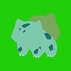 Bulbasaur by Loxord