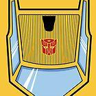 Transformers - Sunstreaker by CptnLaserBeam