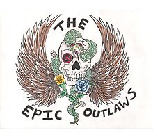 The Epic Outlaws Photographic Print