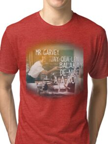 Key & Peele Substitute Teacher Mr Garvey Tri-blend T-Shirt