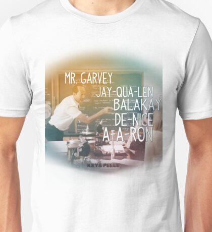 Key & Peele Substitute Teacher Mr Garvey Unisex T-Shirt