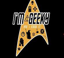 Geek by Bendraconis