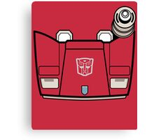 Transformers - Sideswipe Canvas Print
