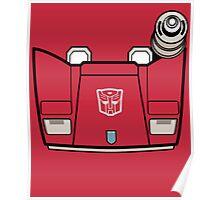 Transformers - Sideswipe Poster