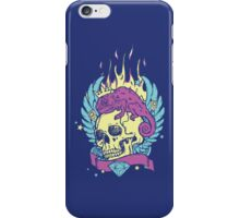 Skull Tee iPhone Case/Skin