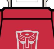 Transformers - Sideswipe Sticker