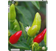 Inferno chillies iPad Case/Skin