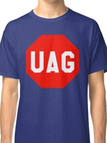 UAG Stop Codon Sign Classic T-Shirt