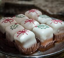 Sweet Christmas Parcels by Sue Martin