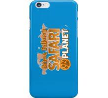 Brian Fellow's Safari Planet iPhone Case/Skin