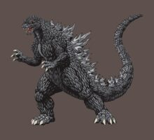 Godzilla by ItalianDesign