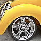 Hot Rod Yellow by Monte Morton