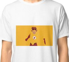 Kid Flash Minimalism  Classic T-Shirt
