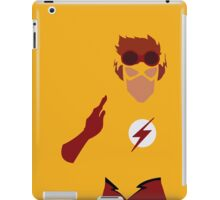Kid Flash Minimalism  iPad Case/Skin