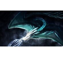Storm Dragon Photographic Print