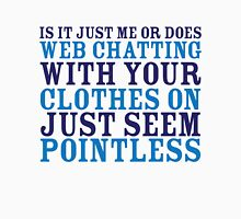 Web Chatting Unisex T-Shirt