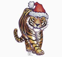 Tiger Christmas by Traci VanWagoner