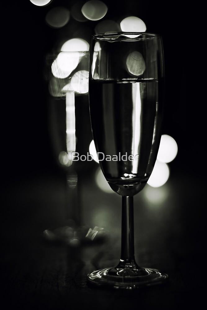 Cheers.... (bw) by Bob Daalder