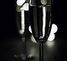 Cheers.... (bw) by Bob Daalder