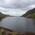 SNOWDONIA LAKE by JDempzz