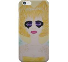 The Golden Fairy of Summer's End iPhone Case/Skin